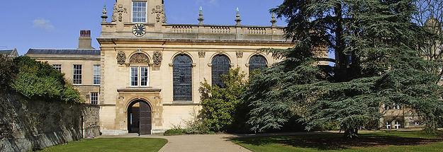 Trinity College Oxford JCR