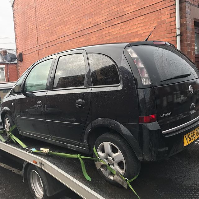 scrap car wigan