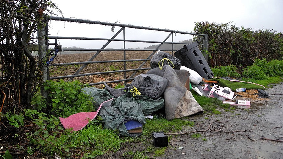 Fly tipping private detective services in Birmingham