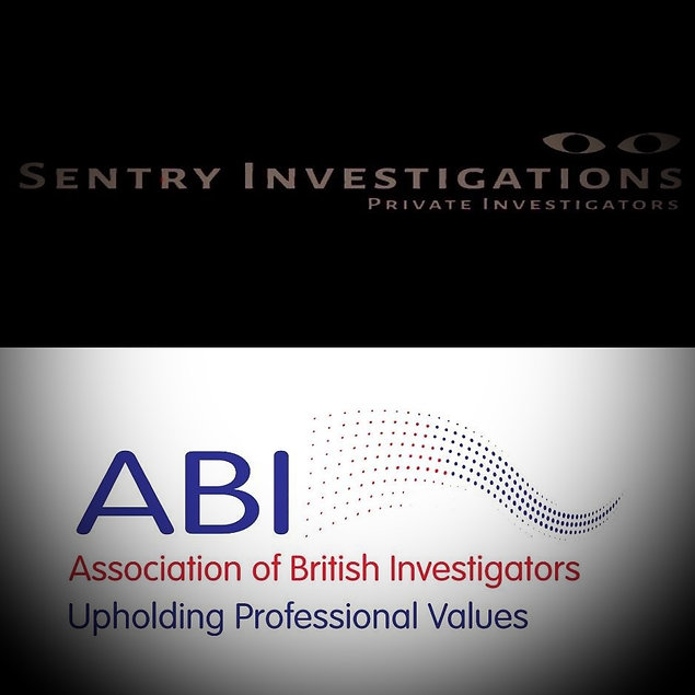 Sentry Investigations are on the Association of British Investigators approved list of members