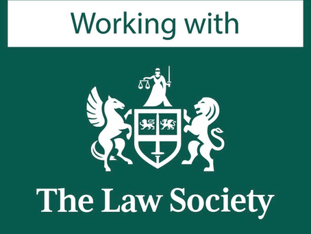 ABI + Law Society = Partners