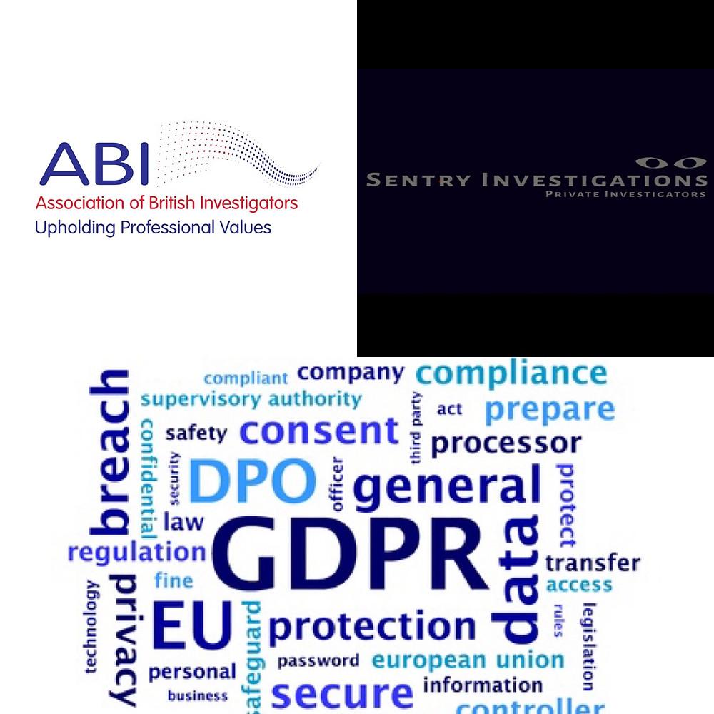 GDPR Compliant Private Investigators