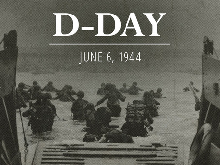 D - Day 6th June 1944