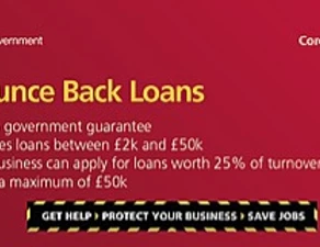 Bounce Back Loans available from 4 May 2020