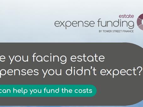Wills & Probate | Estate Expense Funding