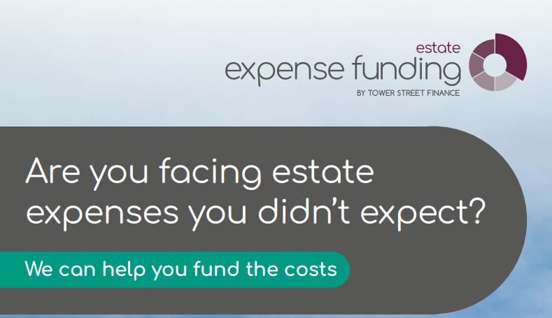 Wills & Probate   Estate Expense Funding