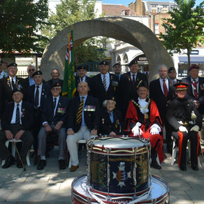 Charity | Interview with the Chair of the Islington Veterans Association, Dennis Sharrocks