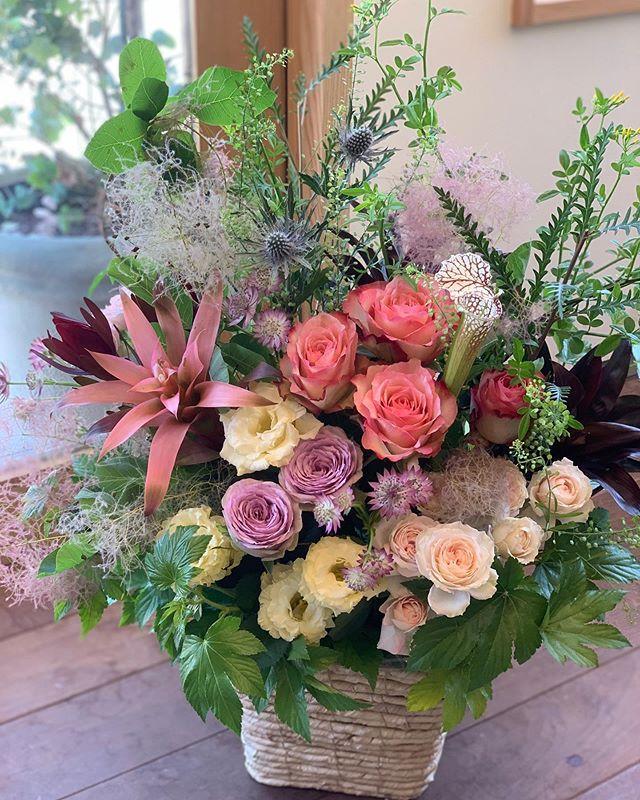・フラワーアレンジメント・___sadayuki_joushima_flower