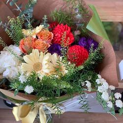 愛を込めて花束を、、、 _sadayuki_joushima_flower_wo