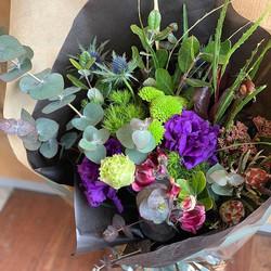 ・男性用にシブカッコいい!花束を、、、 _sadayuki_joushima_f