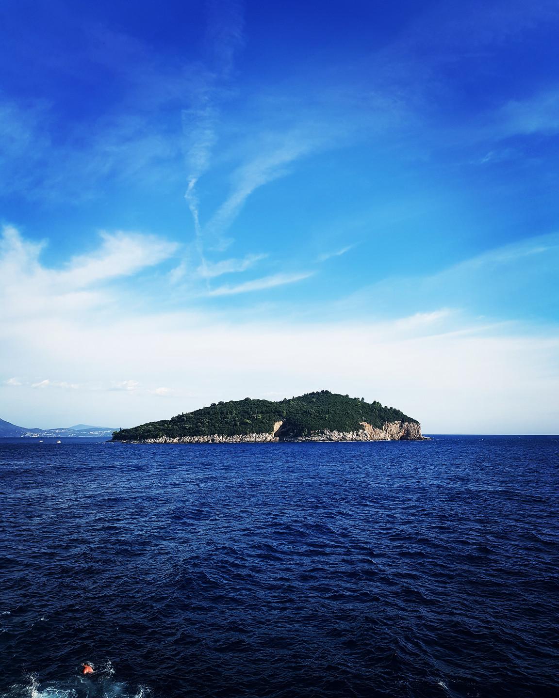 Buza Bar - View Lokrum Island