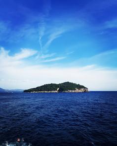 Views from Buza Bar (Lokrum Island)