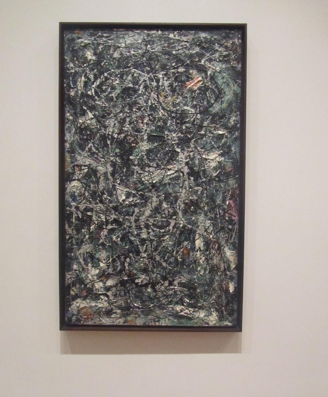 Jackson Pollock - Full Fathom Five