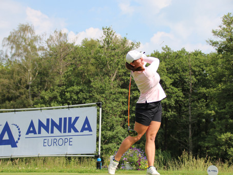 Humphreys' Eyes Set on First ANNIKA Title
