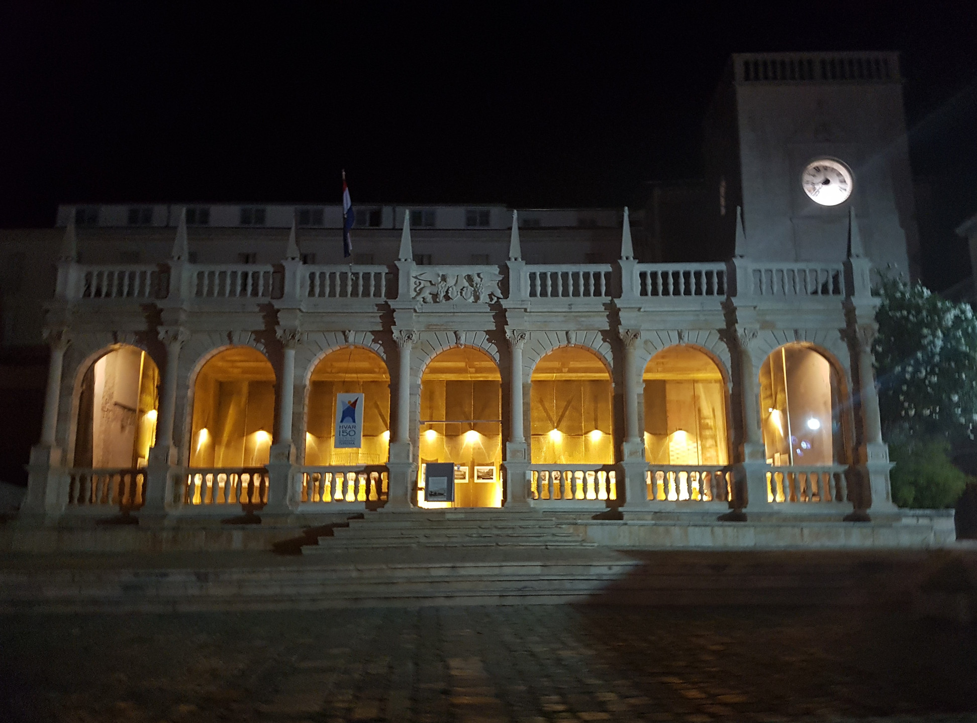 5 Loggia & Clock Tower