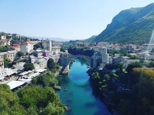 Day Trip to Bosnia & Herzegovina