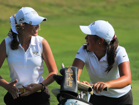 Deacs, Kuehn, Maintain Lead Heading into Final Round