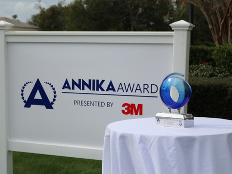 Voting Now Open for ANNIKA Award presented by 3M
