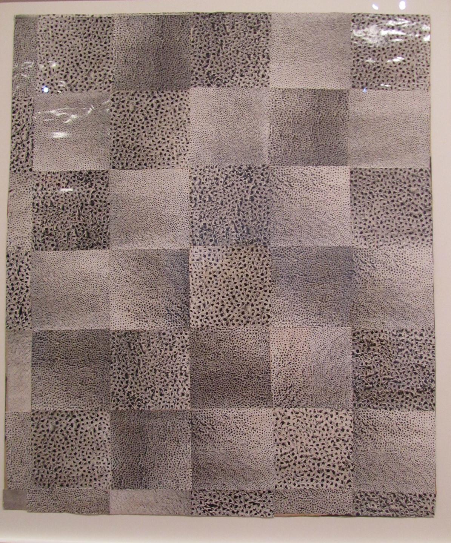 Yayoi Kusama -1962 Accumulation of N