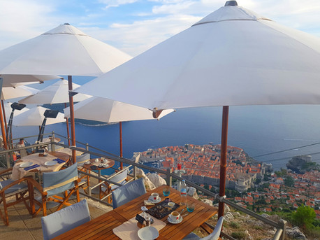 View from Panorama Restaurant