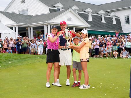 Annika Reflects on her U.S. Senior Women's Open Debut