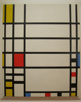 Piet Mondrian - Trafalgar Square