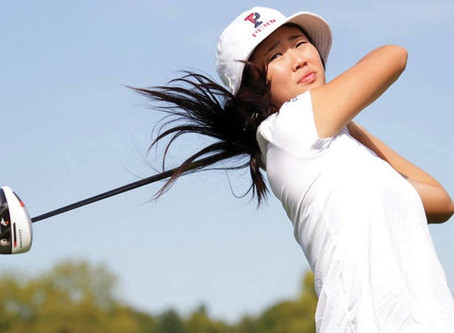A Short Break From Golf Lead Dai To A Big Break In Her Career Off The Course