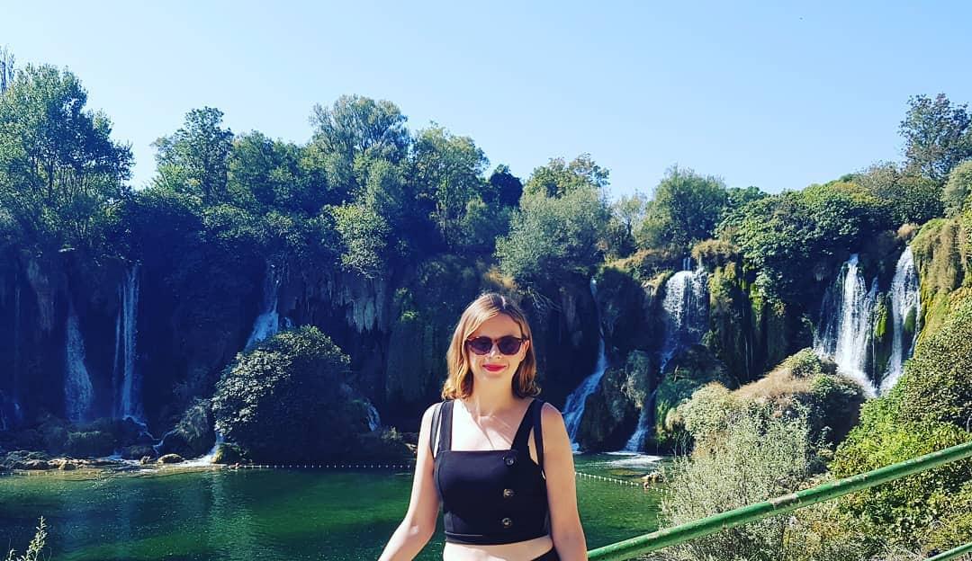 Kravice Waterfalls, Bosnia and Herzegovina