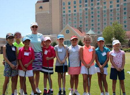 """Foundation Returns to Las Vegas for Next """"Share My Passion"""" Clinic"""