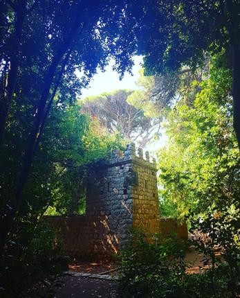 Lopud Botanical Garden