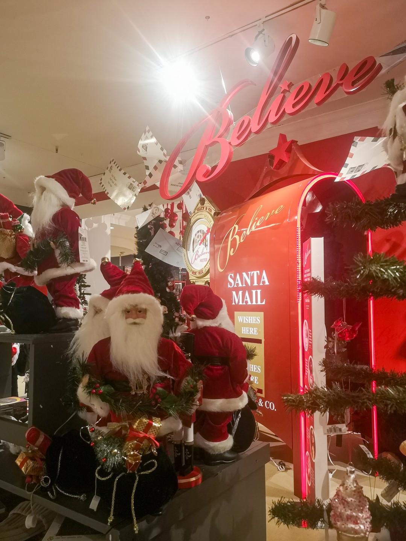Macy's, Holiday Lane