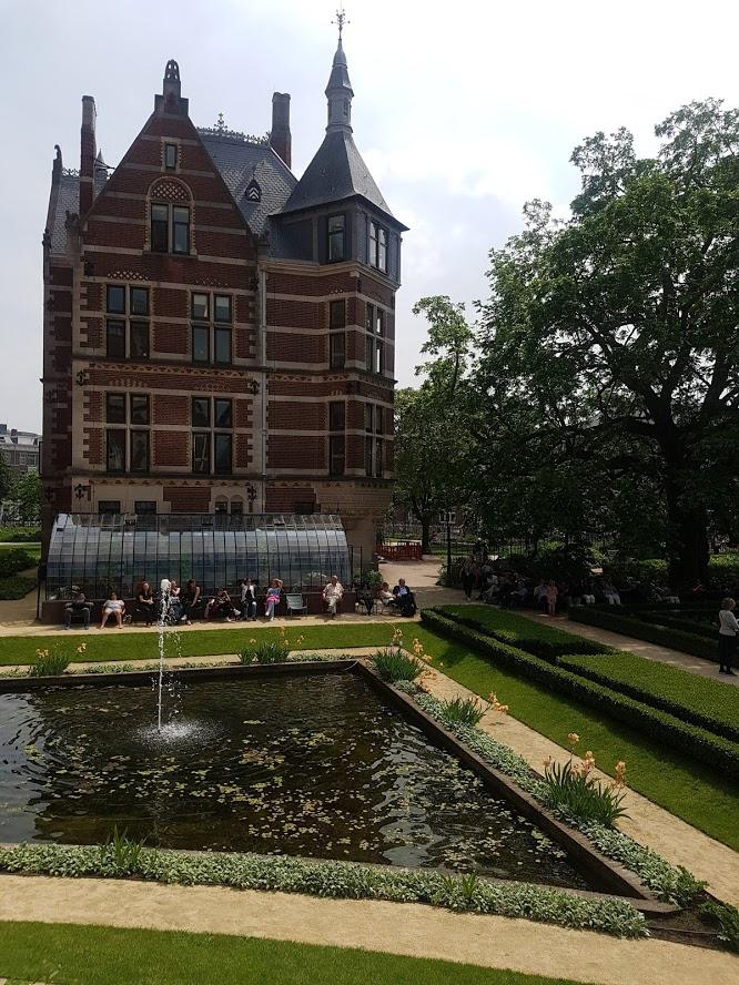 4 Rijksmuseum Garden