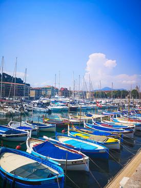 Old Port, Nice