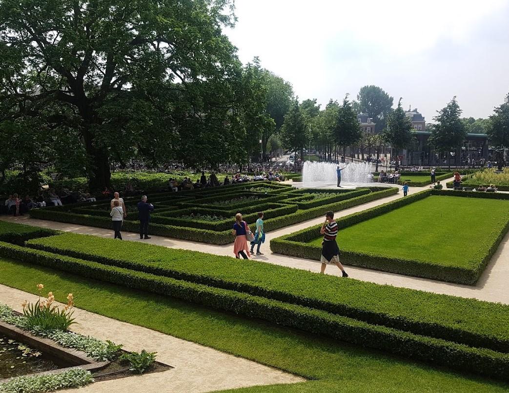 5 Rijksmuseum Garden