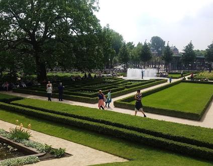 Rijkmuseum Garden