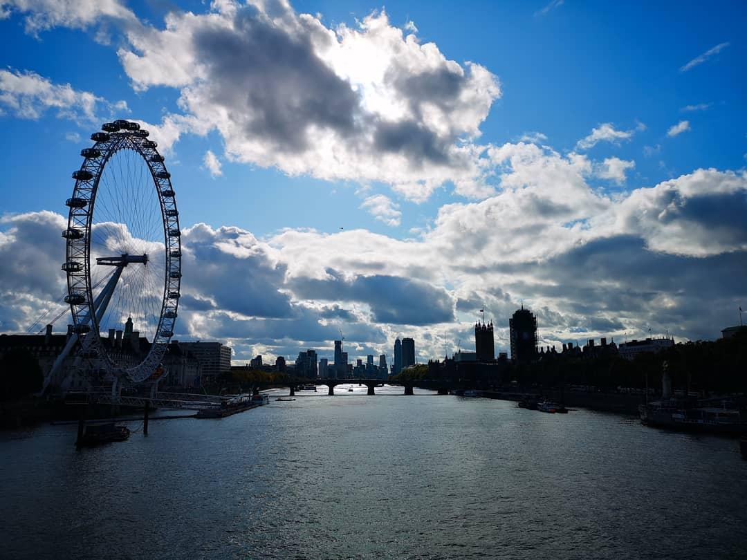 London Eye /Palace Westminster