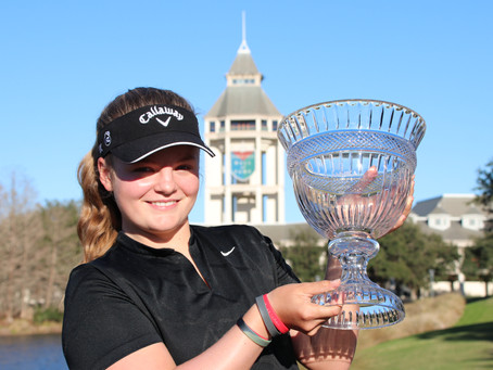 Zweig Claims 2021 Diamond Resorts ANNIKA Invitational Title