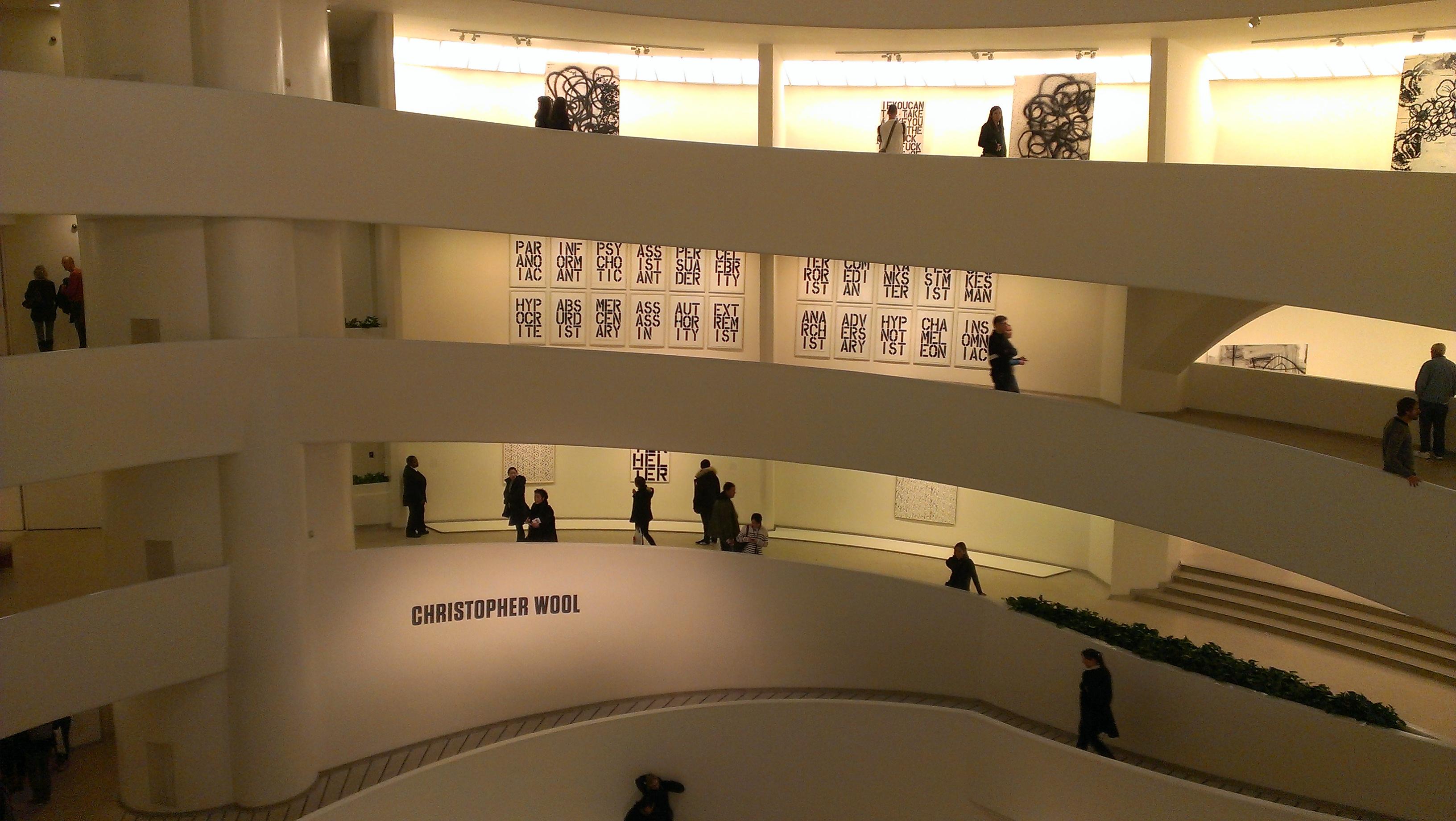 1. Solomon R. Guggenheim Museum, NY
