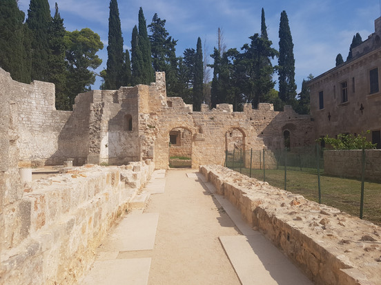 The Monastery Complex