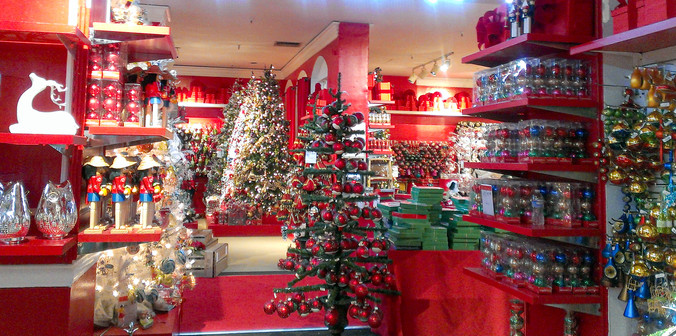 Macy's - Holiday Lane