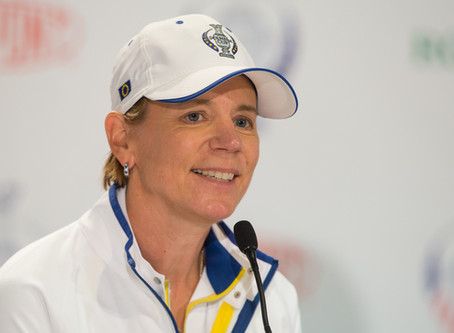 Annika to Captain European PING Junior Solheim Cup Team