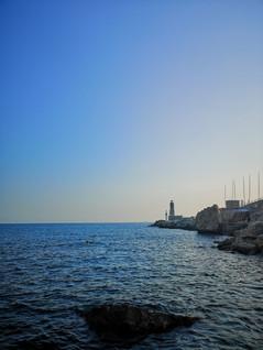 Phare de Nice Lighthouse