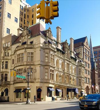 Ralph Lauren, Madison Avenue
