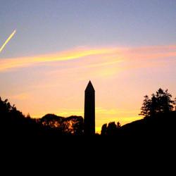 Glendalough Round Tower 2