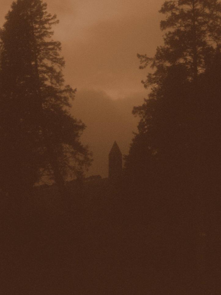 Glendalough Round Tower 1