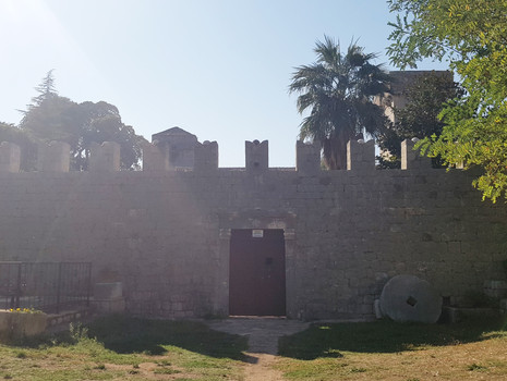 Skočibuha Palace