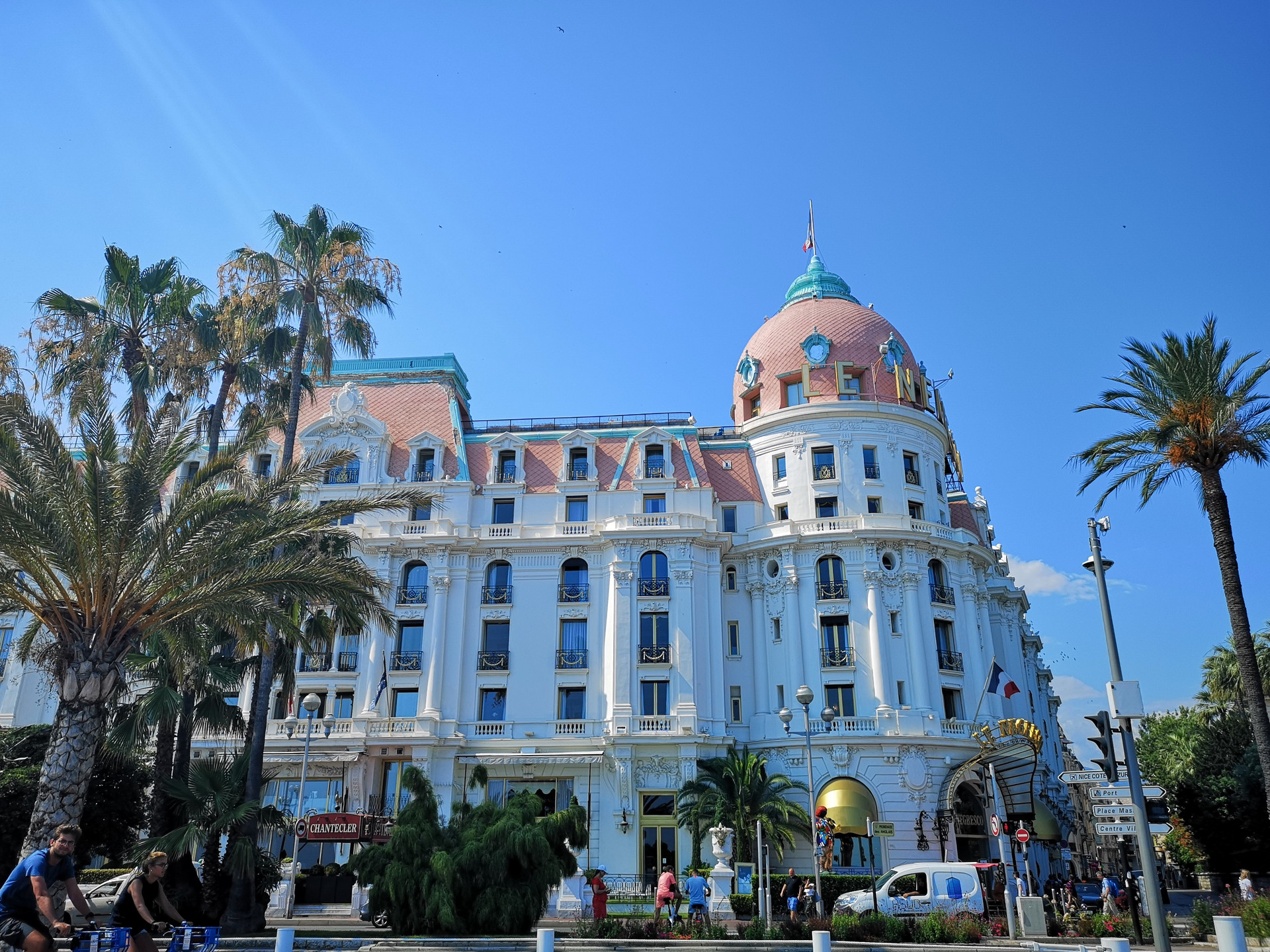 The Negresco Hotel