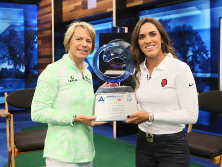 Winner of the 2018 ANNIKA Award Presented by Stifel, Maria Fassi,  Receives Sponsor's Exemption into