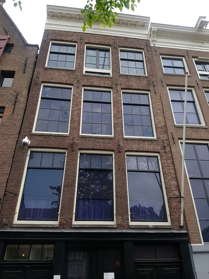 7 Anne Frank House