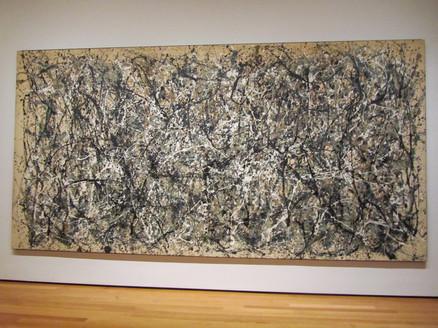 Jackson Pollock - One Number 31 1950